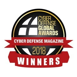 cyber defense global awards 2018